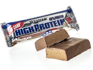 Weider High Protein-Riegel