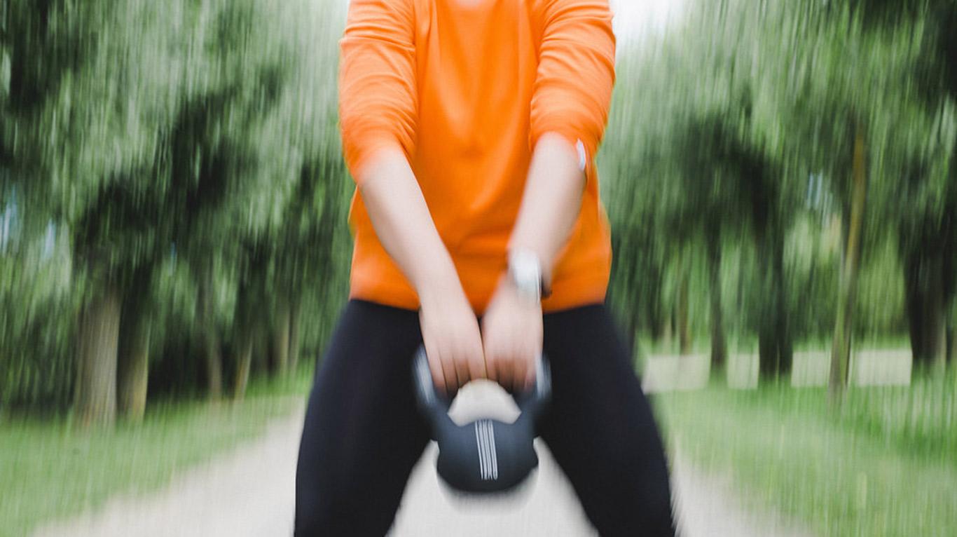 Functional Training mit Kettle Bells
